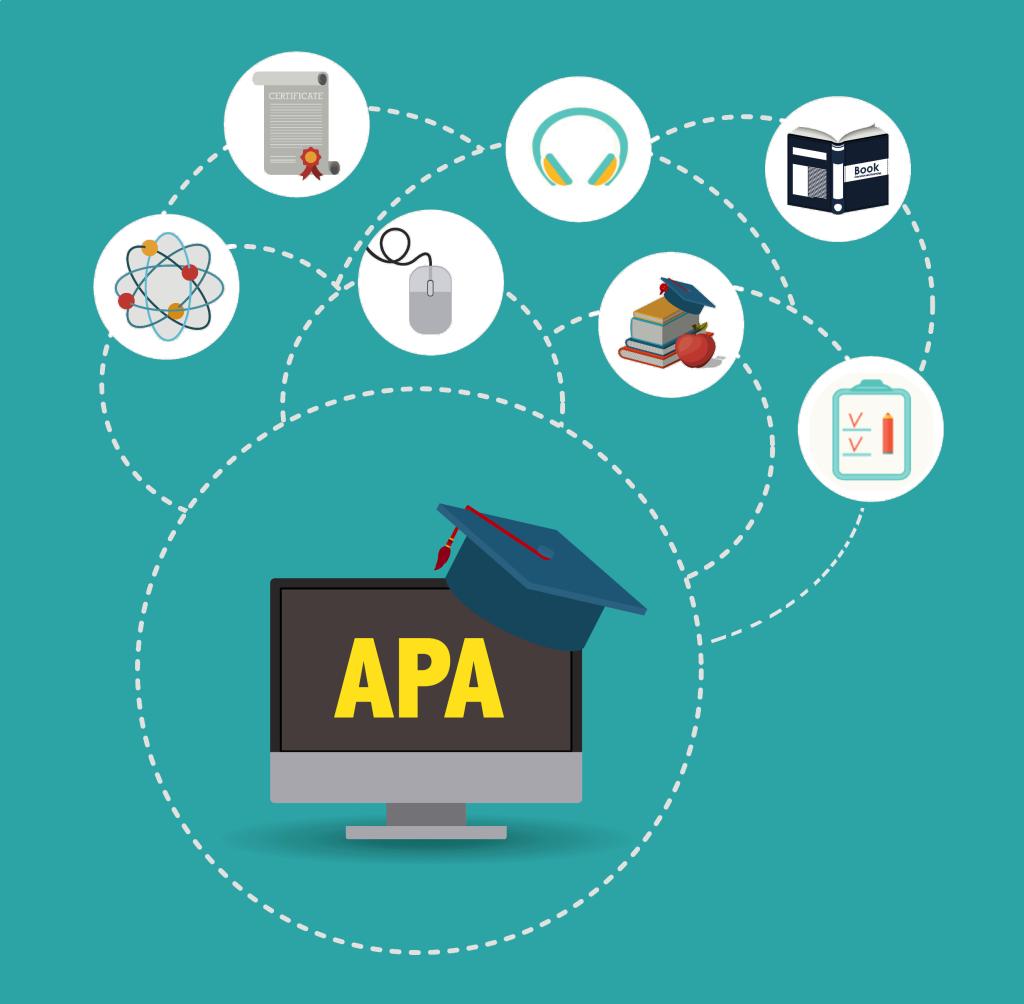 overzicht bronnen volgens de apa-methode
